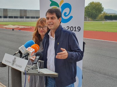 El projecte Futbol i valors, finalista dels premis de l'esport inclusiu de la Comissió Europea