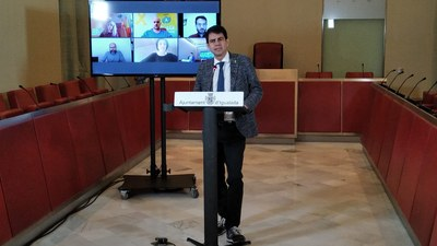 Els alcaldes i alcaldesses de la Conca d'Òdena tornen a exigir al Govern de l'Estat que resolgui la situació laboral dels treballadors i treballadores afectats pel confinament de la zona