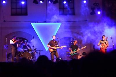Els Blaumut tanquen l'edició 2017 de l'Anòlia