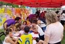 Els infants d'Igualada dibuixen el seu parc ideal