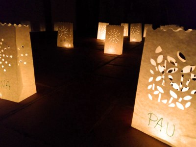 Encesa del 'Camí dels Desitjos', divendres a Igualada