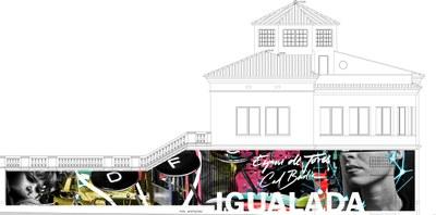 Escollit el disseny per decorar l'exterior de Cal Badia