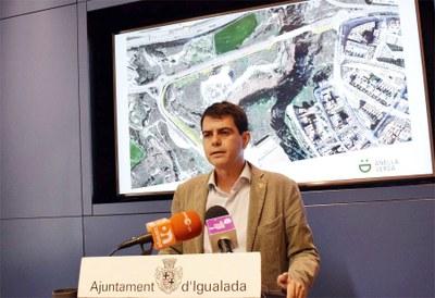 Extensió de l'Anella Verda als barris de Fàtima i Set Camins