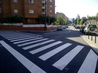 Finalitza la campanya anual d'asfaltat
