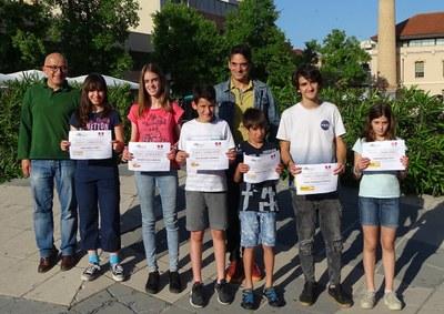 Guanyadors del 4t Concurs de Crítica Teatral Infantil i Juvenil de La Mostra d'Igualada