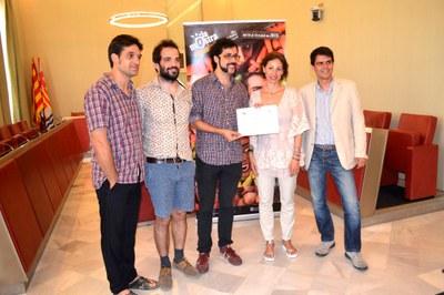 'Marabunta', premi del públic de La Mostra d'Igualada