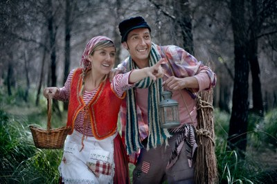 'Hansel i Gretel', teatre familiar diumenge a l'Ateneu