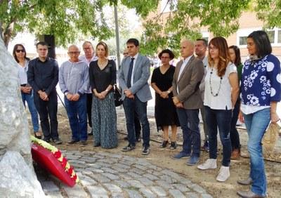 Homenatge al president Lluís Companys