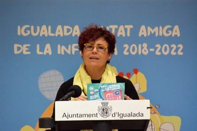 Igualada celebra el Dia Mundial de la Infància