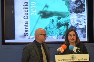 Igualada organitza 48 activitats musicals amb motiu de la celebració de Santa Cecília