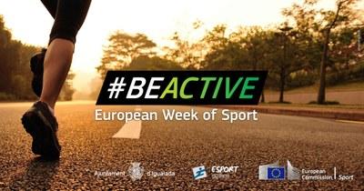 Igualada se suma a la Setmana Europea de l'Esport
