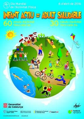 Igualada se suma al Dia Mundial de l'Activitat Física