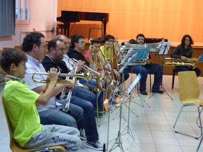 Inscripcions per al tercer Stage de Banda Simfònica