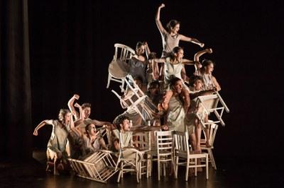 IT Dansa actua, l'11 de maig, al Teatre Municipal l'Ateneu