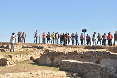 Jornades Europees del Patrimoni a la Vil·la Romana