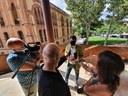 L'alcalde, Marc Castells, repassa les actuacions i projectes municipals