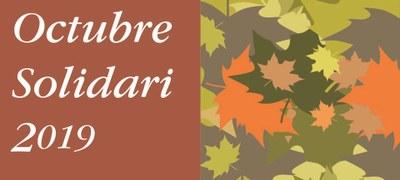 L'Octubre Solidari arriba a la vuitena edició