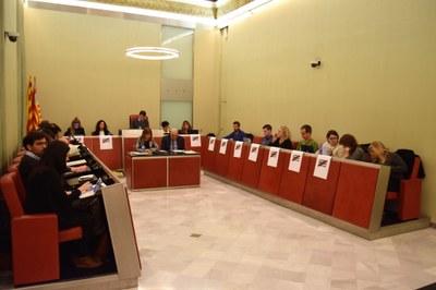 L'últim ple de l'any aprova l'arribada de l'aigua de la Llosa del Cavall i les bases per a les subvencions a entitats
