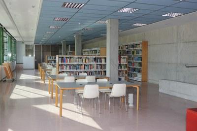 La Biblioteca Central i la del Campus amplien horaris en època d'exàmens