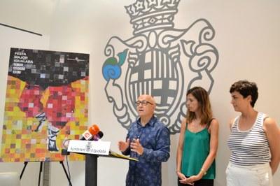 La Festa Major d'Igualada 2017, del 21 al 28 d'agost