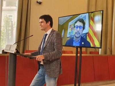 La Generalitat i l'Ajuntament impulsen 36 pisos de lloguer assequible a Igualada