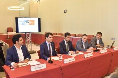 La Generalitat proposa actuacions per millorar l'Eix Diagonal