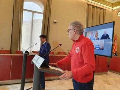 La Generalitat ja té a punt la resolució per resoldre la situació dels treballadors i autònoms que no es poden desplaçar al lloc de treball pel confinament