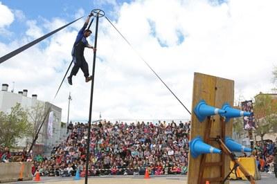 La Mostra d'Igualada 2017 aplega 33.000 espectadors