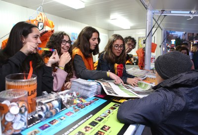 La Mostra d'Igualada cerca voluntaris i famílies acollidores