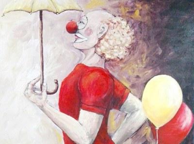 La pintura de Josep Lluís Navarro, a La Sala Municipal d'Exposicions