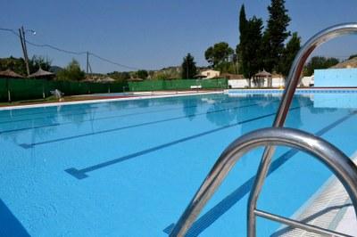 La piscina del Molí Nou obre portes el 21 de juny