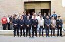 La Policia Local celebra la festivitat de Sant Rafel