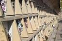 La Policia Local d'Igualada deté el presumpte autor d'actes vandàlics al cementiri nou