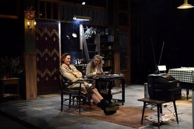 La reina de la bellesa de Leenane, dirigida per Julio Manrique, a l'Ateneu