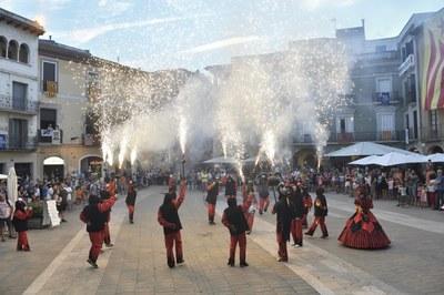 L'Ajuntament agraeix la implicació d'entitats i ciutadania en la Festa Major