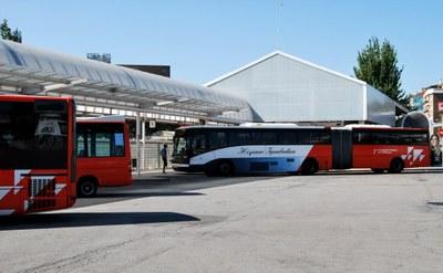 L'Ajuntament denega el rentador de busos a l'estació