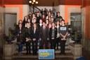 L'Ajuntament lliura els Premis a l'Excel·lència Acadèmica