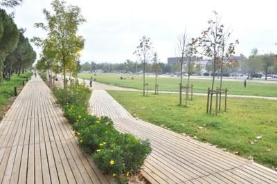 L'Ajuntament oferirà WiFi públic al Parc Central i L'Escorxador