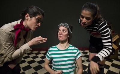 'Les Supertietes', premi del públic al millor espectacle de La Mostra d'Igualada