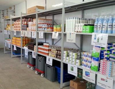 L''Operació Quilo' aplega 515 quilos de productes