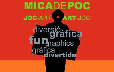 Marcel Gros exposa les seves creacions gràfiques a 'Micadepoc'