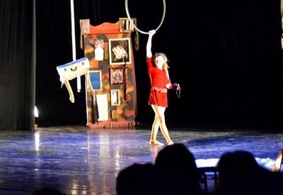 Més de 4.500 escolars, al programa 'Anem al teatre' a Igualada