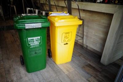 Millora dels indicadors de reciclatge durant l'any 2016
