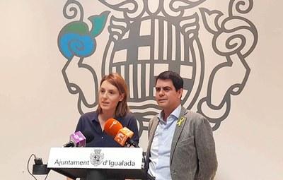 Mireia Duran s'incorporarà al govern municipal d'Igualada