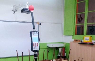 Mesures del camp electromagnètic de radiofreqüència en domicilis particulars
