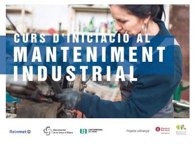 Nou curs d'Iniciació al Manteniment Industrial a la Conca d'Òdena