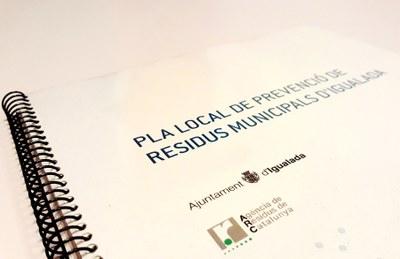 Nou pla local de prevenció per reduir la generació de residus