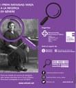 Nou Premi Natividad Yarza a la recerca en gènere