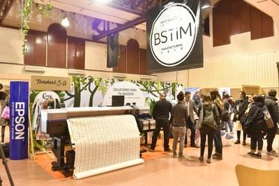 Obre portes la quarta edició de la fira del tèxtil BSTIM