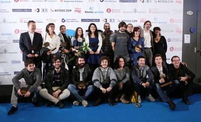 Palmarès del Festival Zoom 2014